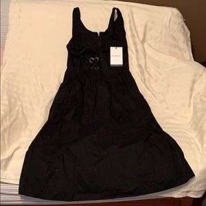 Black dress size S super cute! New with tag!